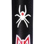 Black Widow Black RED Fusion Golf Club Spider , 6 Black Widow Spider Golf Grips In Spider Category