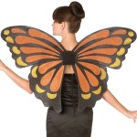 Butterfly Monarch Adult Wings Costume , 9 Monarch Butterfly Wings Costumes In Butterfly Category