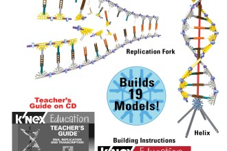 DNA replication for education in Scientific data