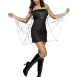 Fever Black Widow Costume , 9 Black Widow Spider Halloween Costume In Spider Category