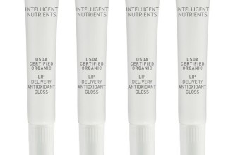 Intelligent Nutrients Plant Organic Lip Gloss , 5 Intelligent Nutrients Plant Stem Cell Product In Cell Category