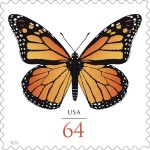 Monarch Butterflies Stamp 1 , 7 Monarch Butterflies Stamp In Butterfly Category