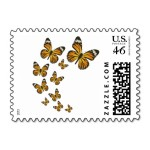Monarch Butterflies Stamp 2 , 7 Monarch Butterflies Stamp In Butterfly Category
