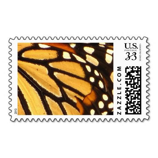 Butterfly , 7 Monarch Butterflies Stamp : Monarch Butterflies Stamp 3