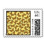 Monarch Butterflies Stamp  6 , 7 Monarch Butterflies Stamp In Butterfly Category