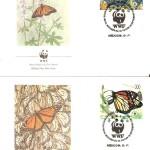 Monarch Butterflies Stamp  7 , 7 Monarch Butterflies Stamp In Butterfly Category