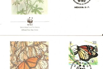 Monarch Butterflies Stamp  7 , 7 Monarch Butterflies Stamp In Butterfly Category