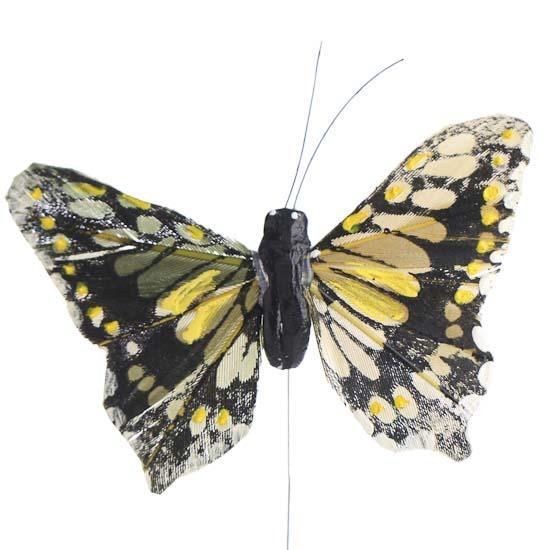 Butterfly , 9 Monarch Butterfly Craft : Monarch Butterfly Basic Craft Supplies