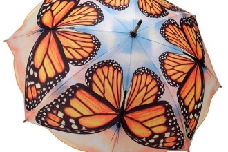Monarch Butterfly Umbrella , 8 Monarch Butterfly Gift Items In Butterfly Category