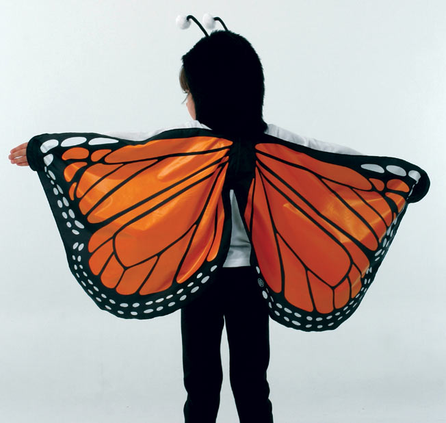 Butterfly , 9 Monarch Butterfly Wings Costumes : Monarch Butterfly Wings Costume