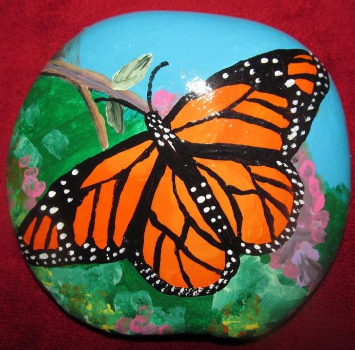 Butterfly , 9 Monarch Butterfly Craft : Monarch Butterfly Craft