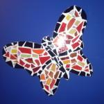 Monarch butterfly mosaic craft Ideas , 9 Monarch Butterfly Craft In Butterfly Category