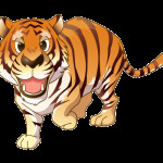 Rainforest Jungle Animals Cartoon Drawings , 7 Rainforest Animals Clipart In Animal Category