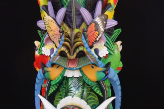Rainforest Masks , 6 Rainforest Animal Masks In Animal Category
