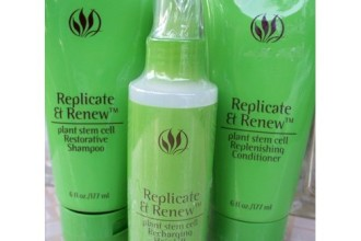 Serious Skin Care Replicate and Renew Plant Stem Cell Replenishing in Butterfly