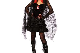 Cool Black Widow Spider Halloween Costume , 9 Black Widow Spider Halloween Costume In Spider Category