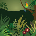 cool earth rescue the rainforest campaign clipart , 7 Rainforest Animals Clipart In Animal Category