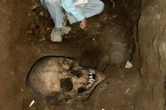 Giant Human Skeletons Was Found In Greece , 5 Giant Human Skeletons Photos In Skeleton Category
