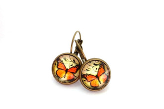 Monarch Butterflies Jewelry Gift , 8 Monarch Butterfly Gift Items In Butterfly Category