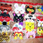 rainforest animal face masks , 6 Rainforest Animal Masks In Animal Category