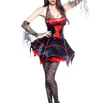 sexy black widow spider halloween costume , 9 Black Widow Spider Halloween Costume In Spider Category