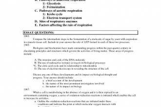 AP BIOLOGY OUTLINE FOR CELLULAR RESPIRATION , 6 Ap Biology Course Outline In Scientific data Category