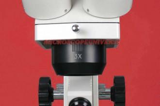 Binocular Inspection Microscope , 4 Microscope Low Power In Laboratory Category