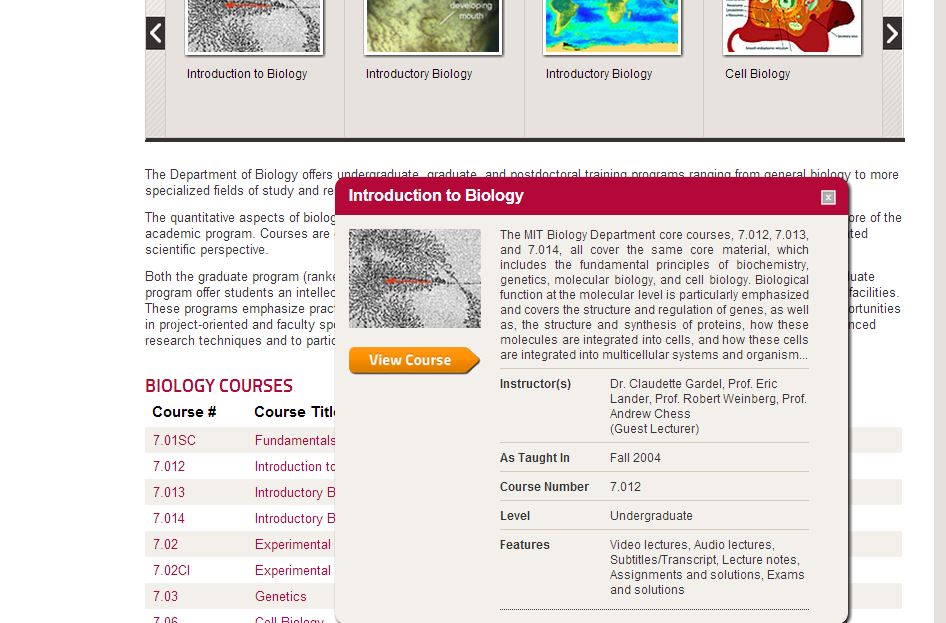 biology courses online A pre-requisite is a course that must be successfully completed, a minimum test score achieved, or a specified condition satisfied before a student can enroll in the particular course a co-requisite is a course that must be taken in the same semester/term – even if it has been taken and passed previously – as the particular course a concurrent course is a course.
