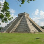 Chichen Itza , 6 Chitzen Itza Portraits In Environment Category