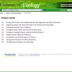 Elements of Ecology , 6 Ecology Practice Test In Scientific data Category