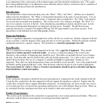 Formal Lab Report , 7 Formal Lab Report Template In Scientific data Category