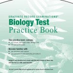 GRE Biology Test Practice Book , 7 Practice Biology Pages In Scientific data Category