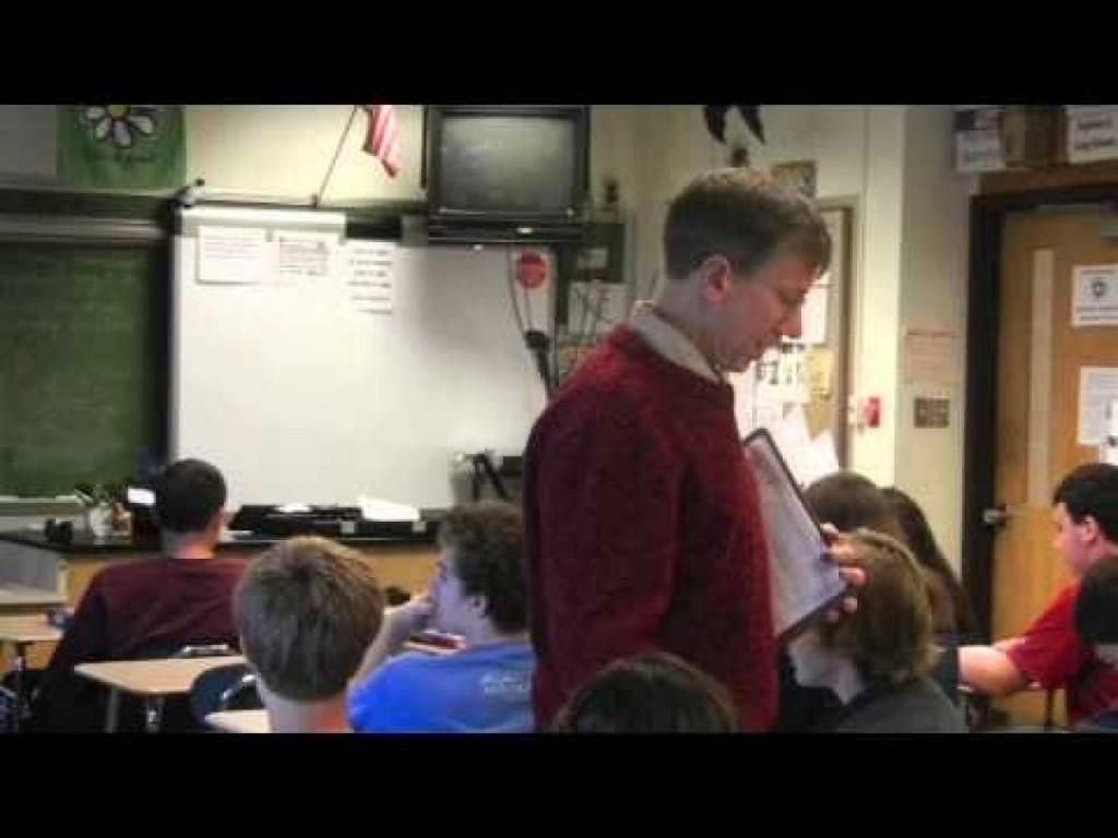 High School Biology Teacher career project