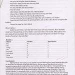 Lab Report on Bacteria Experiment , 6 Lab Report Title Pages In Scientific data Category