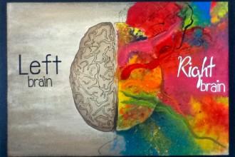 Left Right Brain Wallpaper , 8 Left Right Brain Characteristics In Brain Category