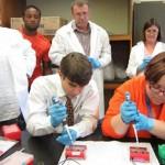 Molecular Biology Training Workshop for Area High School Teachers , 5 High School Biology Teacher In Scientific data Category