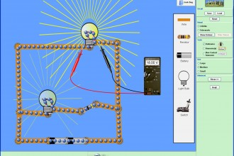 circuit construction kit answers in Spider