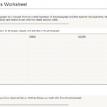 data analysis worksheets , 7 Data Analysis Worksheets In Scientific data Category