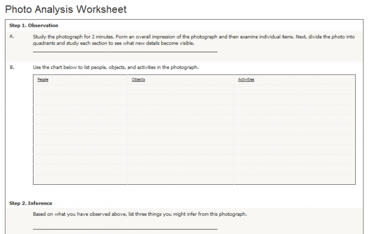 Scientific data , 7 Data Analysis Worksheets : Data Analysis Worksheets
