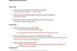 Ecology Quiz Review , 7 Ecology Quiz In Scientific data Category
