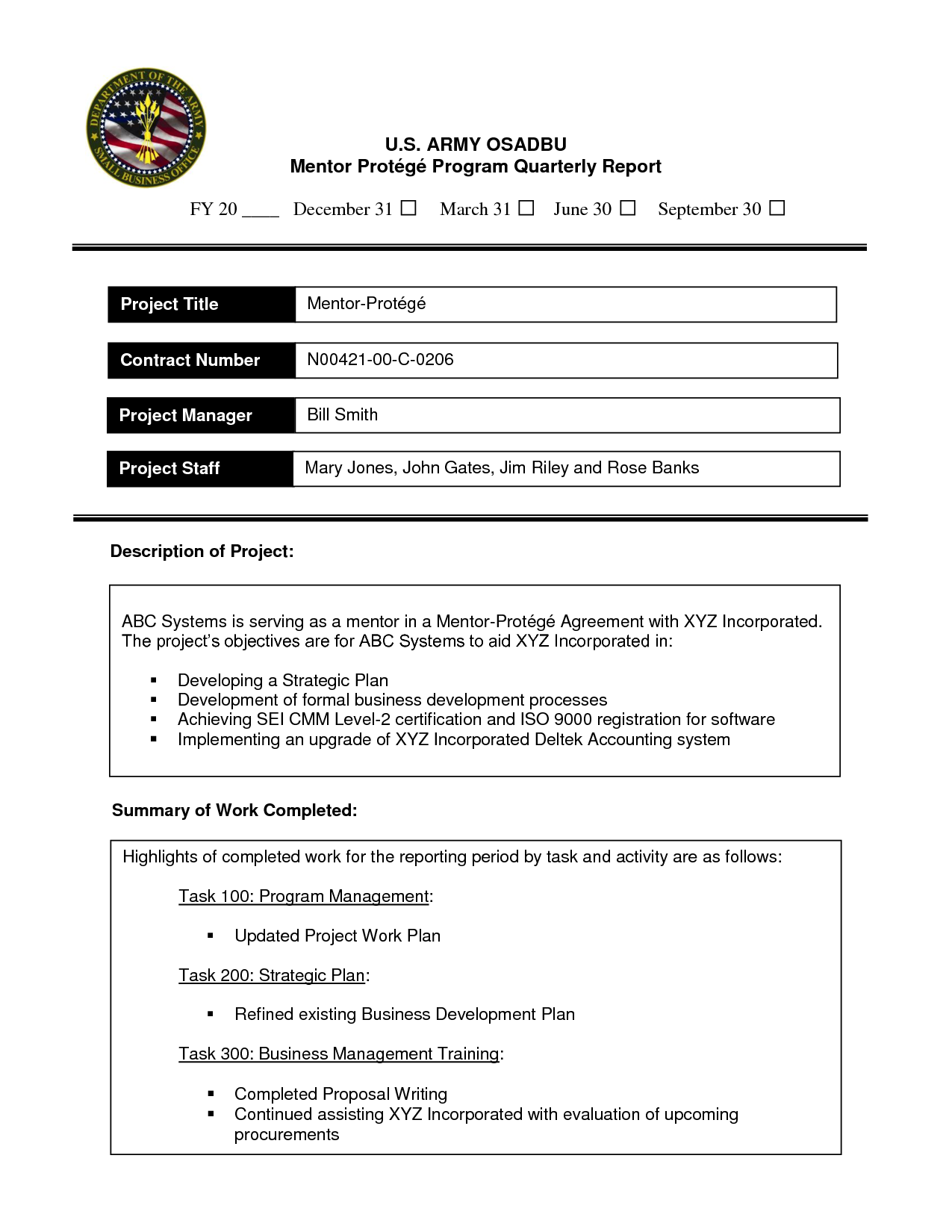 Formal Report Docstoc Documents Templates 7 Formal Lab