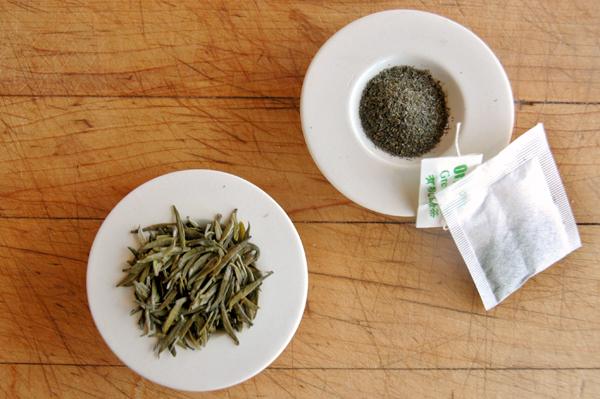 Plants , 5 Tea Bag Vs Loose Leaf : Loose Leaf Tea Vs Tea Bags