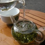 making tea , 6 How To Brew Loose Leaf Green Tea In Plants Category