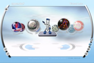 online virtual labs in Cell