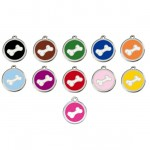 dog tag necklaces , 6 Top Picture Engraved Dog Tags In Dog Category