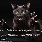 eyed wampus cat , 4 Top Wampus Cat Pictures In Cat Category