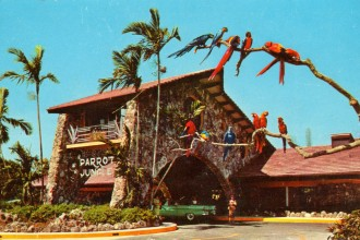 parrot jungle miami in pisces