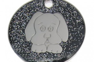 Pendant Necklaces , 6 Top Picture Engraved Dog Tags In Dog Category