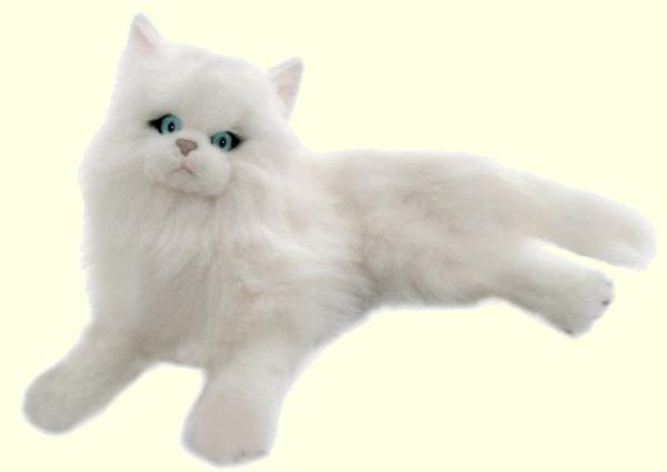 Cat , 8 Good Stuffed Persian Cat : Bocchetta Snowflake