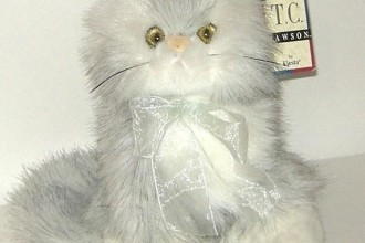 Kaboodles Persian Cat , 8 Good Stuffed Persian Cat In Cat Category